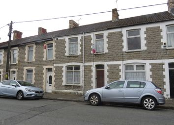 Thumbnail 3 bed terraced house for sale in Treharne Road, Barry