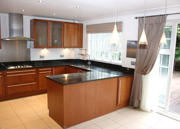 Thumbnail 4 bedroom town house to rent in The Marlowes, St Johns Wood
