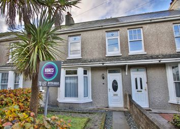 Thumbnail 3 bed terraced house to rent in Eastcliffe Road, Par