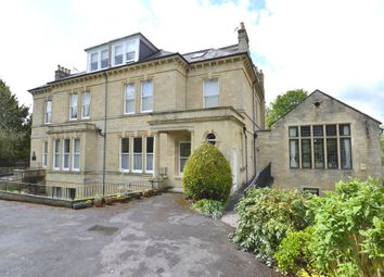 Thumbnail 2 bed flat for sale in Audley Lodge, Audley Park Road, Bath