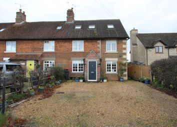 Thumbnail 4 bed semi-detached house for sale in Stockley Cottages, Stockley, Calne