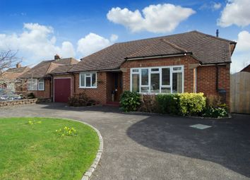 Thumbnail 3 bed detached bungalow for sale in Fay Road, Horsham
