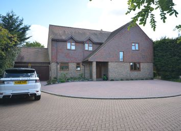 Thumbnail 5 bed detached house for sale in The Lombards, Emeson Park, Hornchurch