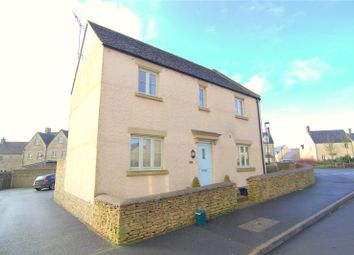 Thumbnail 2 bed semi-detached house to rent in Forstall Way, Cirencester, Gloucestershire