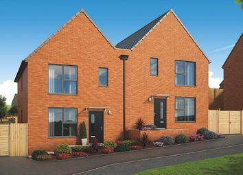 "4 bed property for sale in ""The Redmire"" at Harborough Avenue, Sheffield S2"