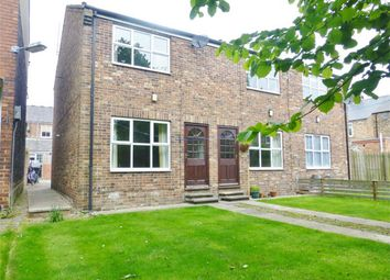 Thumbnail 2 bed terraced house to rent in Carl Street, Clementhorpe, York