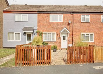 Thumbnail 2 bed terraced house for sale in Shelley Way, Thetford