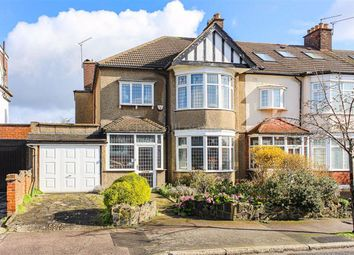 Thumbnail 4 bed end terrace house for sale in Warren Road, Wanstead, London