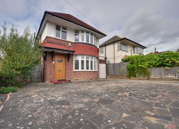 Thumbnail 3 bed detached house to rent in Hill Road, Pinner, Middlesex