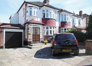 Thumbnail 3 bed semi-detached house to rent in Fontayne Avenue, Chigwell