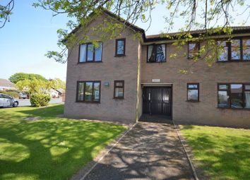 Thumbnail 1 bedroom flat for sale in 1 Broadfield Court, Holts Lane, Poulton-Le-Fylde Lancs