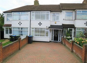 Thumbnail 3 bed terraced house for sale in The Loning, Enfield, Greater London