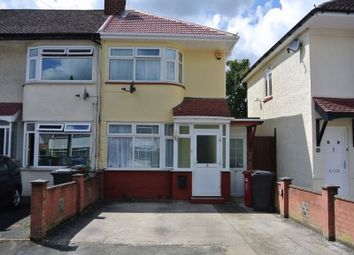 Thumbnail 2 bedroom terraced house to rent in Lewins Way, Cippenham, Slough