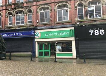 Thumbnail Retail premises for sale in 16 Curzon Street, Oldham, Lancashire