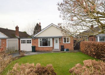 Thumbnail 3 bed detached bungalow for sale in St. Christophers Close, Upton, Chester