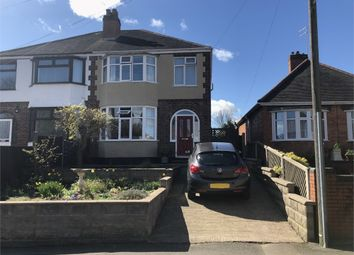 Thumbnail 3 bed semi-detached house for sale in Beech Lane, Stretton, Burton-On-Trent, Staffordshire