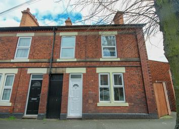 Thumbnail 3 bed terraced house to rent in Victoria Avenue, Borrowash, Derby