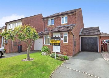 Thumbnail 3 bed detached house for sale in Bridgwater Close, Telford, Shropshire