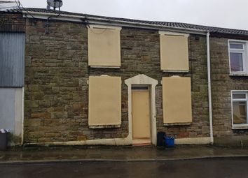 Thumbnail 3 bed terraced house for sale in Mount Pleasant Street, Dowlais, Merthyr Tydfil