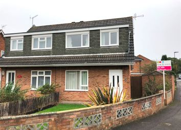 Thumbnail 3 bed semi-detached house for sale in Charles Knott Gardens, Banister Park, Southampton