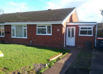 Thumbnail 2 bedroom bungalow to rent in Hill Crest Road, St. Georges, Telford