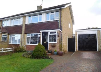 Thumbnail 4 bed semi-detached house for sale in Willow Park, Otford, Sevenoaks