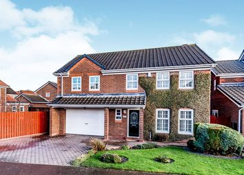 Thumbnail 5 bedroom detached house for sale in Abbey Drive, Abbey Grange, Newcastle Upon Tyne