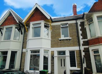 Thumbnail 3 bed property to rent in Northumberland Street, Canton, Cardiff