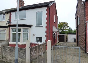Thumbnail 2 bed semi-detached house to rent in York Avenue, Fleetwood