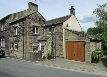 Thumbnail 3 bed semi-detached house for sale in 25 / 27 Heys Road, Thongsbridge, Holmfirth