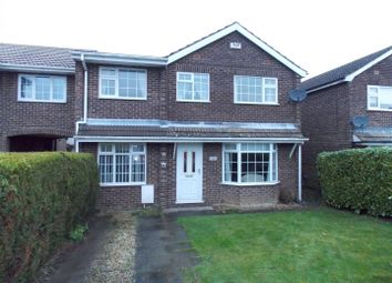 Thumbnail 4 bed detached house for sale in Woodlands Avenue, Keelby, Grimsby