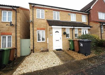 Thumbnail 2 bed end terrace house to rent in Butterfields, Wellingborough