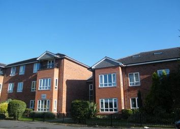 Thumbnail 2 bed flat to rent in Derbyshire Road South, Sale