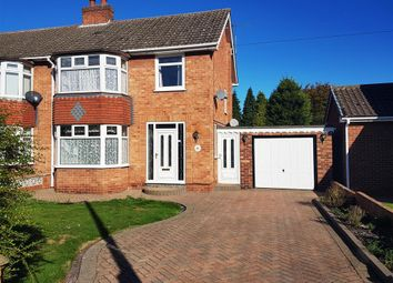 Thumbnail 3 bed semi-detached house to rent in Sycamore Crescent, Bawtry, Doncaster
