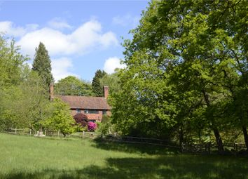 Thumbnail 4 bed detached house for sale in Three Gates Lane, Haslemere, Surrey