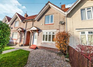 Thumbnail 2 bedroom terraced house for sale in Scruton Avenue, Humbledon, Sunderland