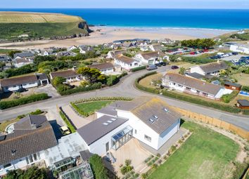 Thumbnail 4 bedroom detached house for sale in Gwel-An-Mor, Mawgan Porth