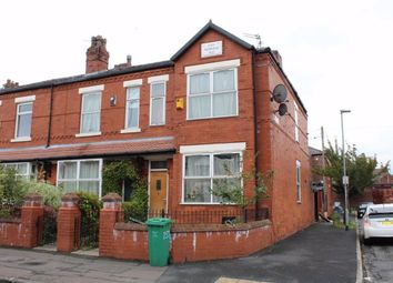 Thumbnail 3 bedroom end terrace house for sale in Broadfield Road, Fallowfield, Manchester