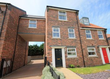 Thumbnail 5 bed mews house to rent in Gallows Lane, Norby, Thirsk