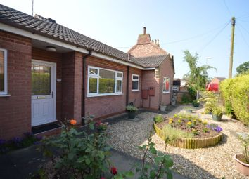 Thumbnail 2 bed bungalow for sale in Kilby Road, Fleckney, Leicester