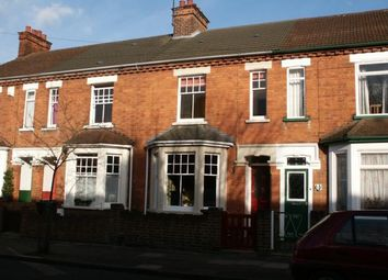 Thumbnail 2 bed terraced house to rent in Dudley Street, Bedford