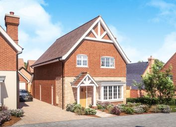 Thumbnail 4 bed detached house for sale in Chearsley Road, Long Crendon, Aylesbury