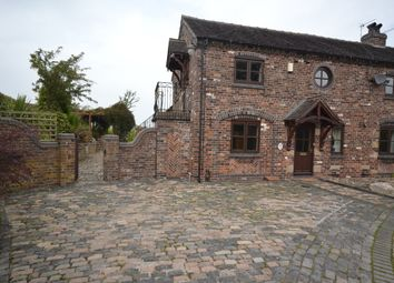 Thumbnail 4 bed cottage to rent in Bower End Lane, Madeley, Crewe
