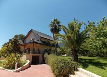 Thumbnail 4 bed villa for sale in Spain, Valencia, Alicante, Muro De Alcoy