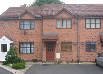 Thumbnail 2 bed terraced house to rent in Hammersley Close, Halesowen, West Midlands