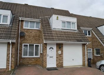 Thumbnail 3 bed terraced house for sale in Rickyard Road, The Arbours, Northampton
