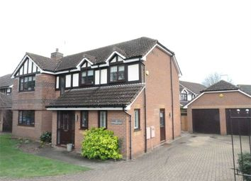 Thumbnail 4 bed detached house for sale in Cunningham Drive, Lutterworth