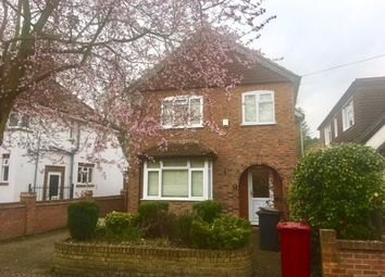 Thumbnail 3 bed detached house to rent in St Bernards Road, Langley