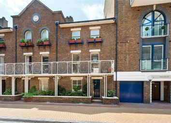Thumbnail 4 bed mews house for sale in Plantation Wharf, York Road, Wandsworth, London