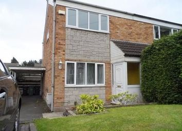Thumbnail 3 bed semi-detached house for sale in Ascot Close, Oldbury, West Midlands